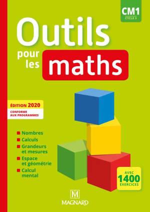 Outils pour les maths CM1, cycle 3