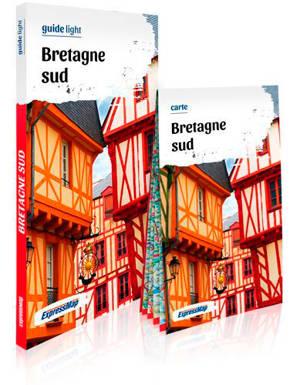 Bretagne Sud : guide + carte