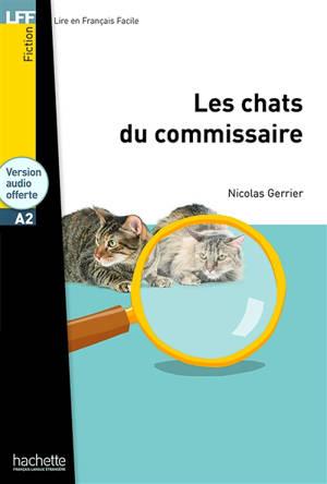 Les chats du commissaire : A2