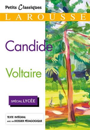 Candide ou L'optimisme : conte philosophique