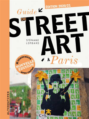Guide du street art à Paris : 2020-2021
