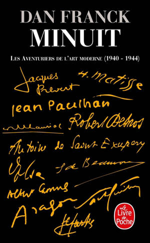 Les aventuriers de l'art moderne, Minuit : 1940-1944 : récit