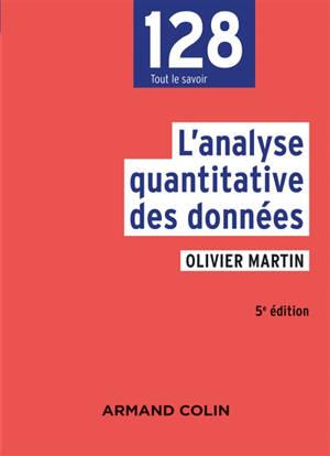 L'analyse quantitative des données