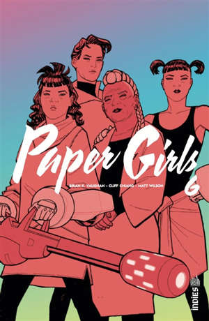 Paper girls. Volume 6