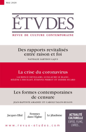 Etudes. n° 4271