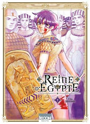 Reine d'Egypte. Volume 7