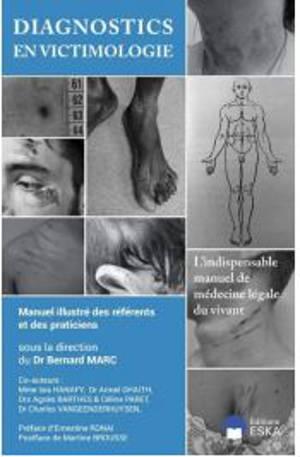 Diagnostics en victimologie : manuel illustré des référents et des praticiens