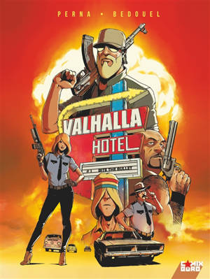 Valhalla Hotel. Volume 1, Bite the bullet