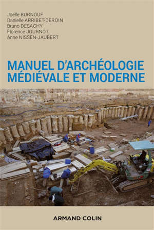 Manuel d'archéologie médiévale et moderne