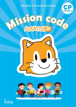 Mission code Scratch Jr, CP, cycle 2