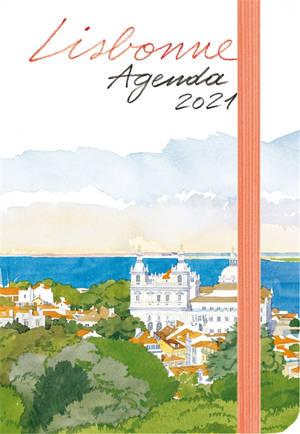 Lisbonne : agenda 2021 : petit format