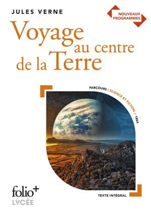 Voyage au centre de la Terre : bac 2021