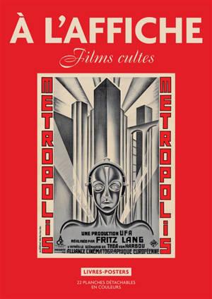 A l'affiche : films cultes