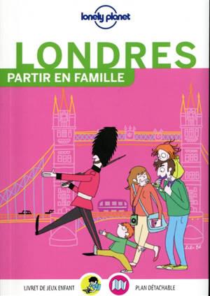 Londres : partir en famille