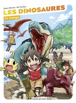 Les dinosaures : en manga
