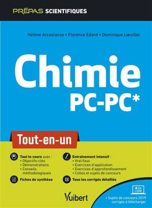 Chimie PC-PC* : tout-en-un