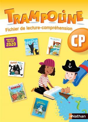 Trampoline, CP : fichier de lecture-compréhension : 2020