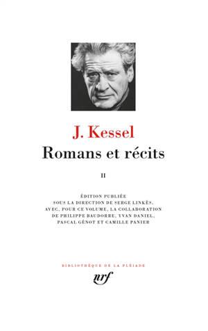 Romans et récits. Volume 2