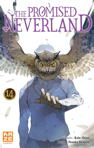 The promised Neverland. Volume 14
