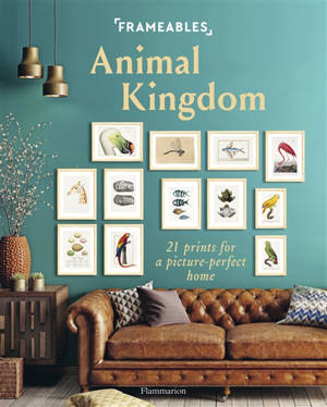 Animal kingdom : 21 prints for a picture-perfect home