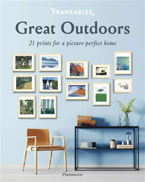 Great outdoors : 21 prints for a picture-perfect home