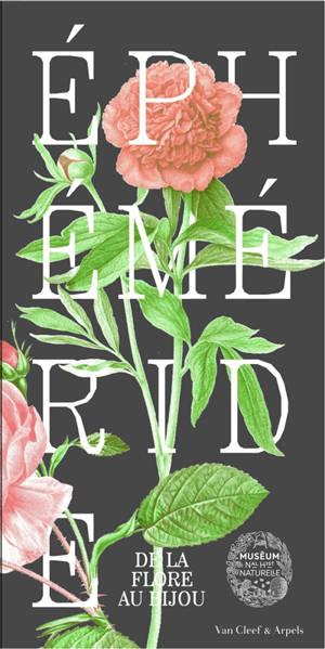 De la flore au bijou : éphéméride