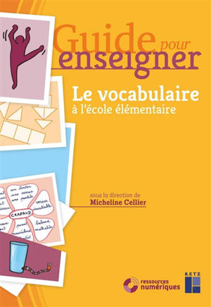 Le vocabulaire à l'école élémentaire