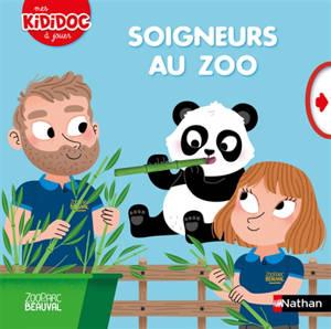 Soigneurs au zoo : zooparc Beauval