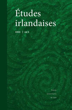 Etudes irlandaises. n° 44-2