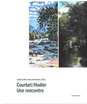 Courbet-Hodler, une rencontre