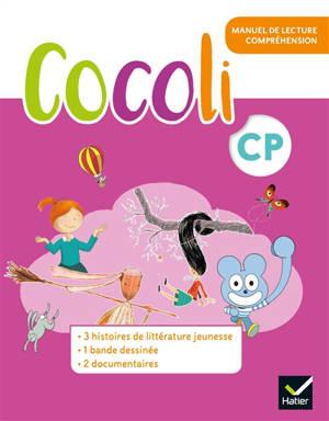 Cocoli CP : manuel de lecture, compréhension