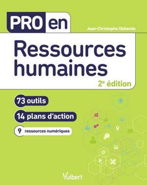 Ressources humaines : 73 outils, 14 plans d'action, 9 ressources numériques