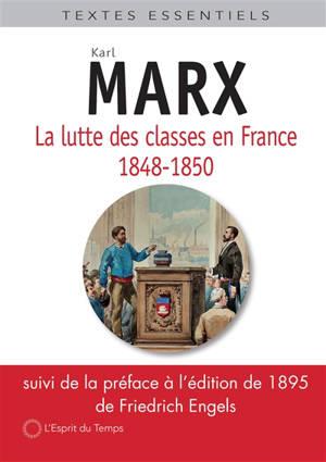 La lutte des classes en France : 1848-1850