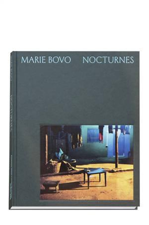 Marie Bovo : nocturnes : exposition, Paris, Fondation Henri Cartier-Bresson, du 25 février au 17 mai 2020