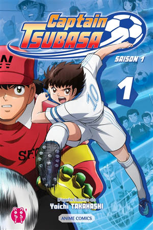 Captain Tsubasa : saison 1. Volume 1