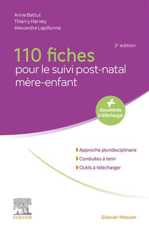 110 fiches pour le suivi post-natal mère-enfant