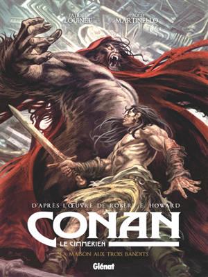 Conan le Cimmérien, La maison aux trois bandits