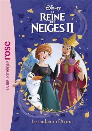 La reine des neiges II. Volume 5, Le cadeau d'Anna