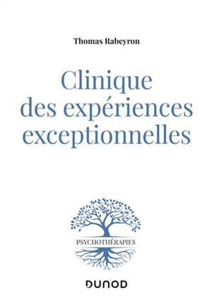 Clinique des expériences exceptionnelles : aux frontières du processus de symbolisation