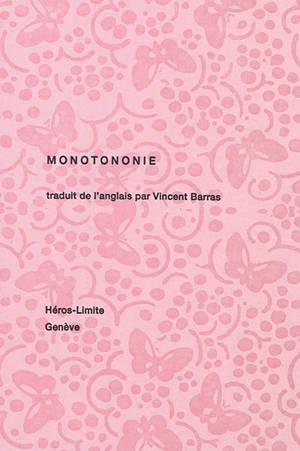 Monotonie : les plioirs