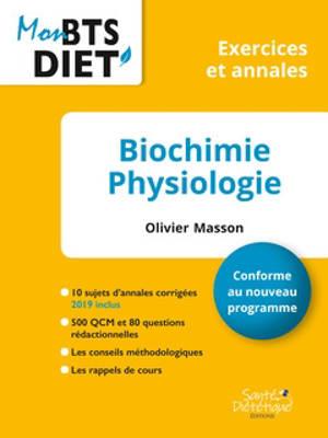 Biochimie physiologie : conforme au nouveau programme