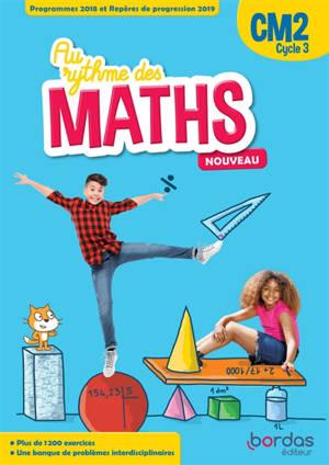 Maths CM2, cycle 3 : programmes 2018 et repères de progression 2019