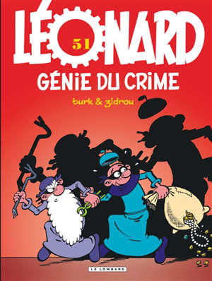 Léonard. Volume 51, Génie du crime