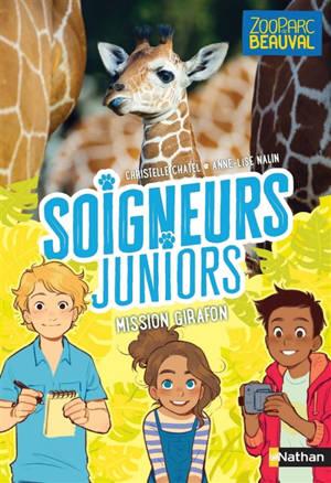 Soigneurs juniors. Volume 3, Le bébé de la savane