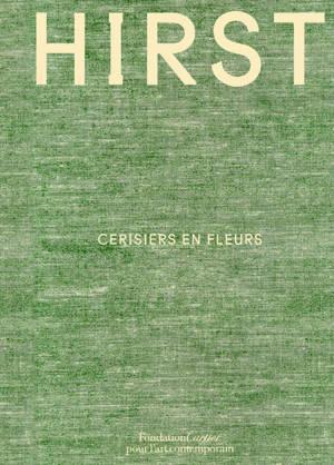 Hirst : cerisiers en fleurs