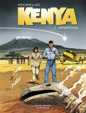 Kenya. Volume 1, Apparitions : OP à 5 euros
