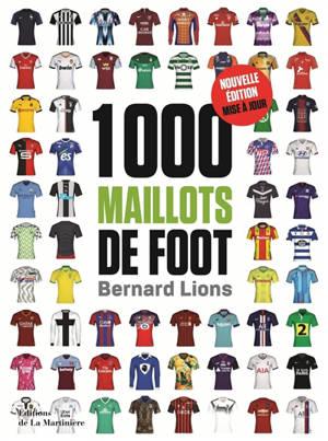 1.000 maillots de foot