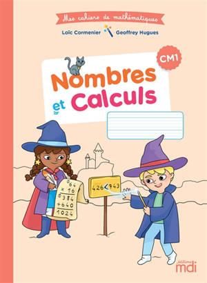 Nombres et calculs, CM1
