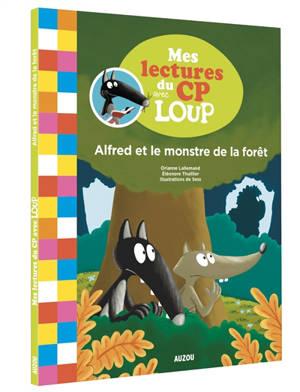 Alfred et le monstre de la forêt