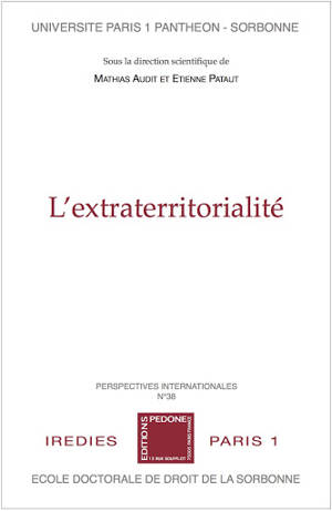 L'extraterritorialité